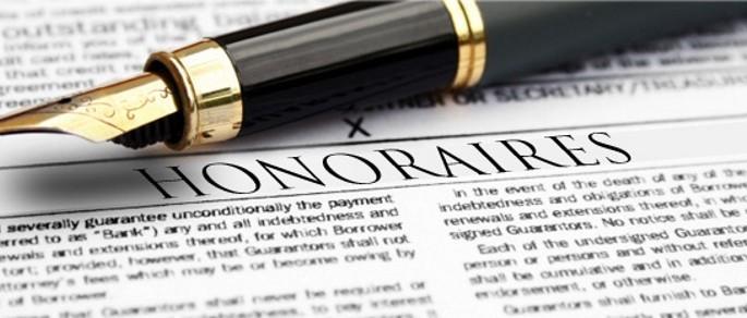Honoraires Avocats sur Acquisition d'un Bien sur Projet Neuf