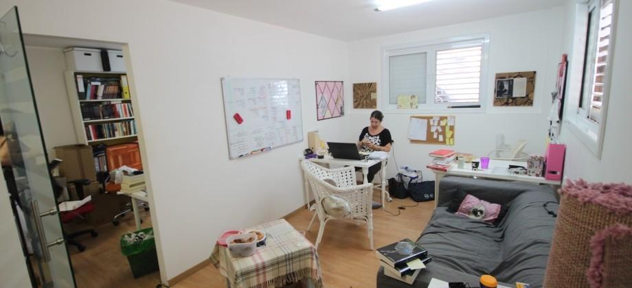 Bureaux – 2 Pièces (Rez de Chaussée) Remez 40m²