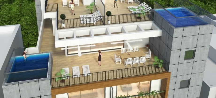 BAT YAM – Projet Neuf – Appartements de 3 à 5 Pièces