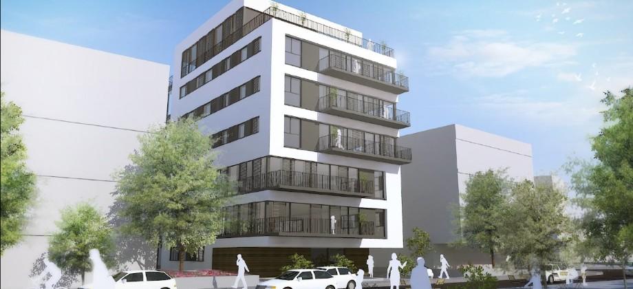 4 Pièces (5 ème étage) Ben Gurion 138m²