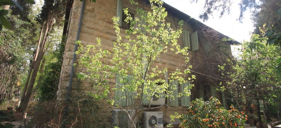 Villa (4 Niveaux) Moshava Germanit, Jerusalem 450m²
