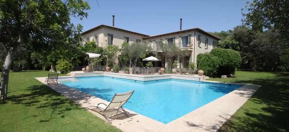 Villa Toscane + Piscine (3 Niveaux) 1.000m² Hertzlia