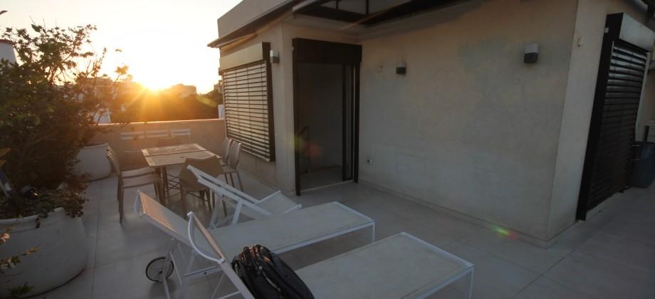 Duplex 5 Pièces (5 ème étage) Frishman 170m²