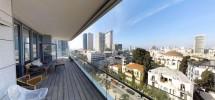 6 Pièces (8 ème étage) Rothschild 260m²