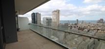 4 Pièces (étage élevé) Rothschild 106m²
