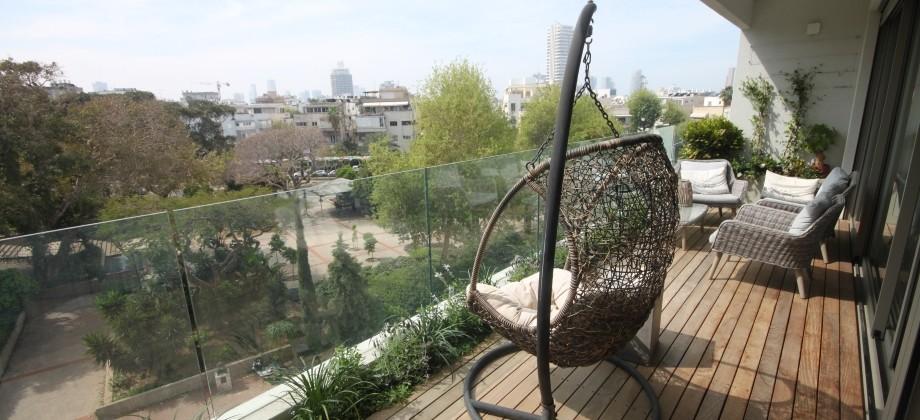 4 Pièces (4 ème étage) Gan Haïr 220m²