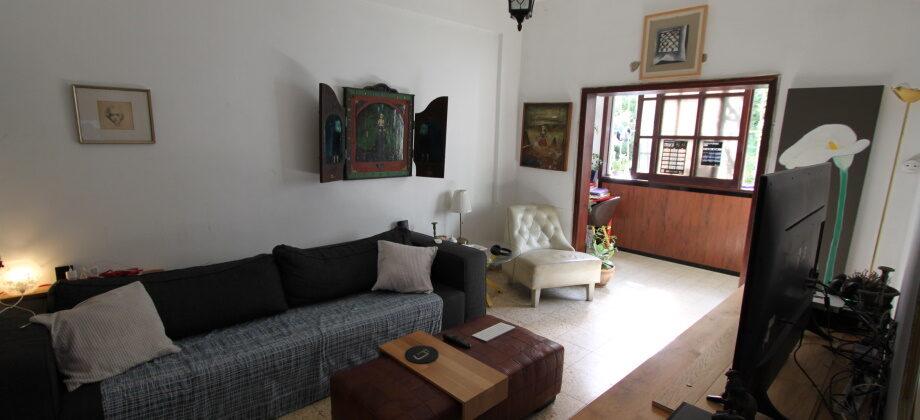 3 Pièces (1 er étage) Myriam haHashmonaïm 75m²