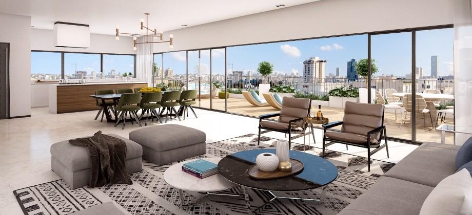 Penthouse (5 ème étage) Quartier Rabin 426m²
