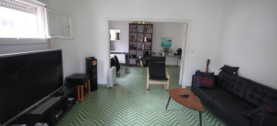 3 Pièces (2 ème étage) Herman Cohen 86m²