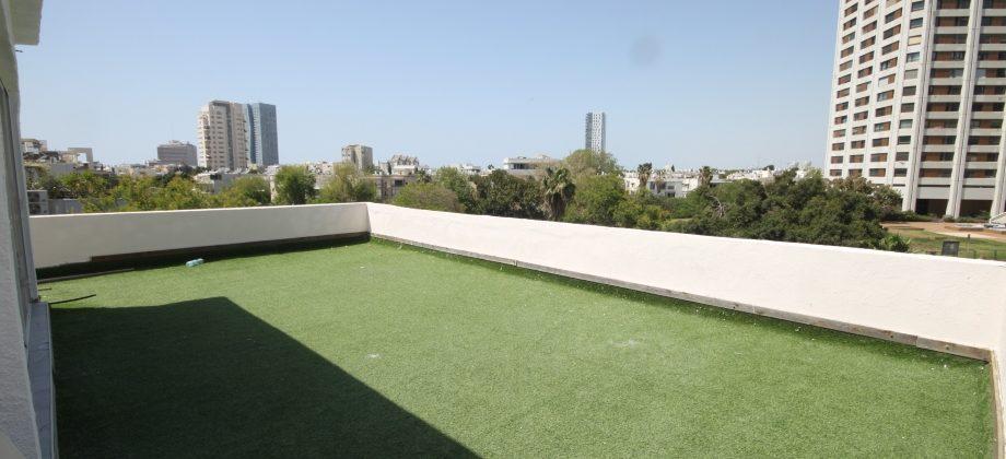 Penthouse (3 ème étage) Ben Gurion 220m²