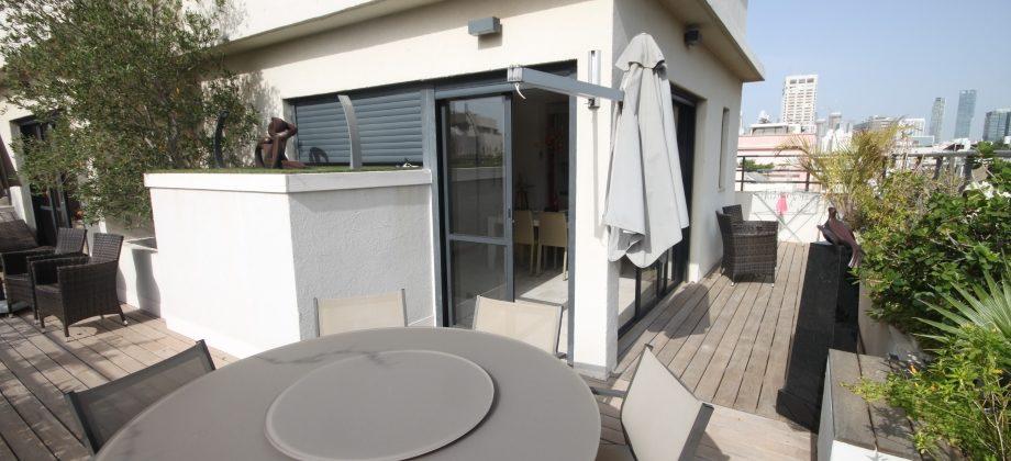 Duplex Penthouse (4ème Etage) Jean Jaures 132m²