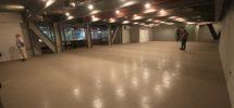 Bureaux Open Space Quartier Fashion Mall TLV 400 m²