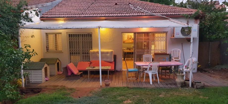 Maison Individuelle avec Parking Ramat Ahayal