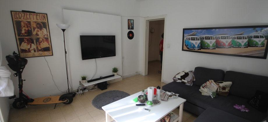 3.5 Pièces (1er étage) Quartier Ben Gurion 80m²