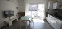 3 Pièces Meublé (4ème étage) Ben Yehuda 60m²