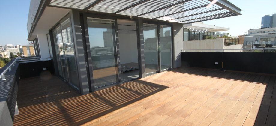 Duplex Penthouse Quartier Rothschild 220m²