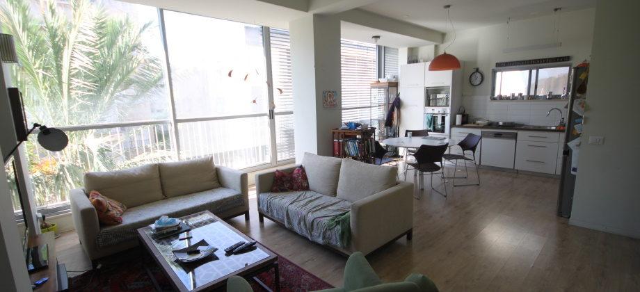 5 Pièces (2ème étage) Quartier Habima 110m²