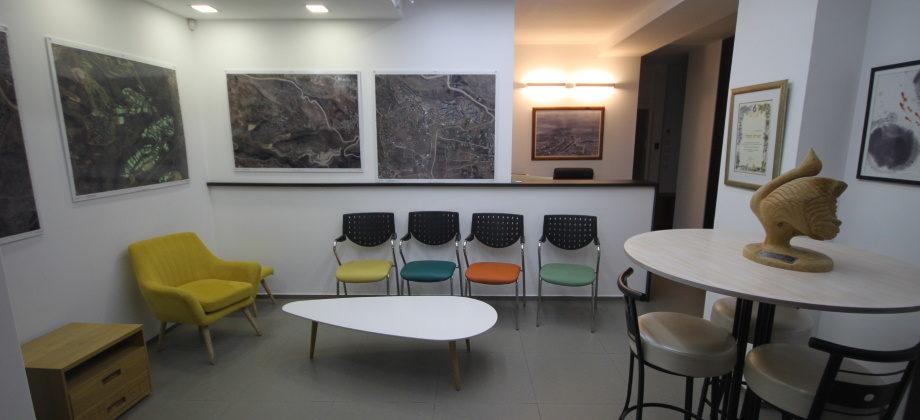 Office – Gan Haïr – Rez de Chaussée 82m²