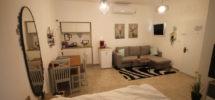 Studio Meublé (Rez de Chaussée) Hakalir 25m²