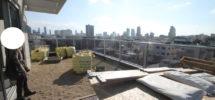 Penthouse (7 ème étage) Dizengoff 210m²