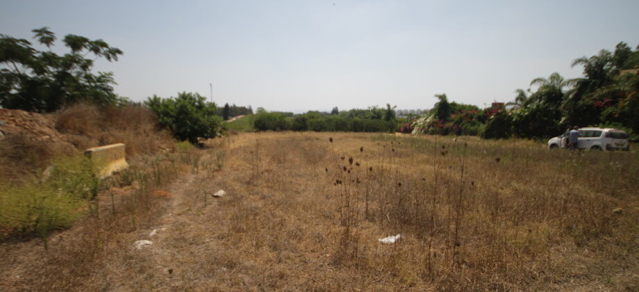 Moshav Agricole Ouest Netanya 28.000m²