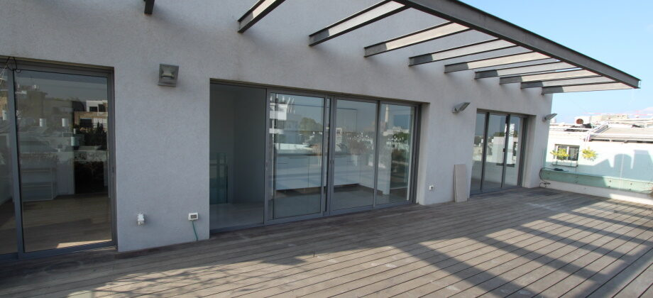 Duplex (4ème étage) Tsafon Hayashan 280m²