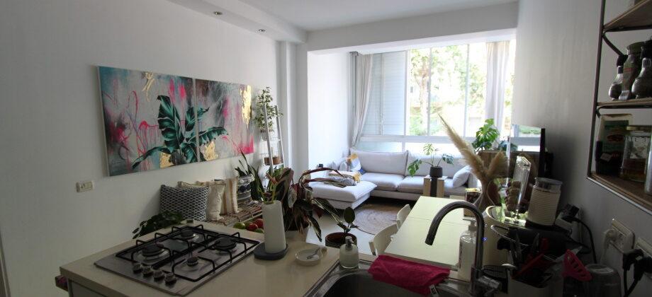 5 Pièces (1er étage) Shlomo Hamelech 97 m²