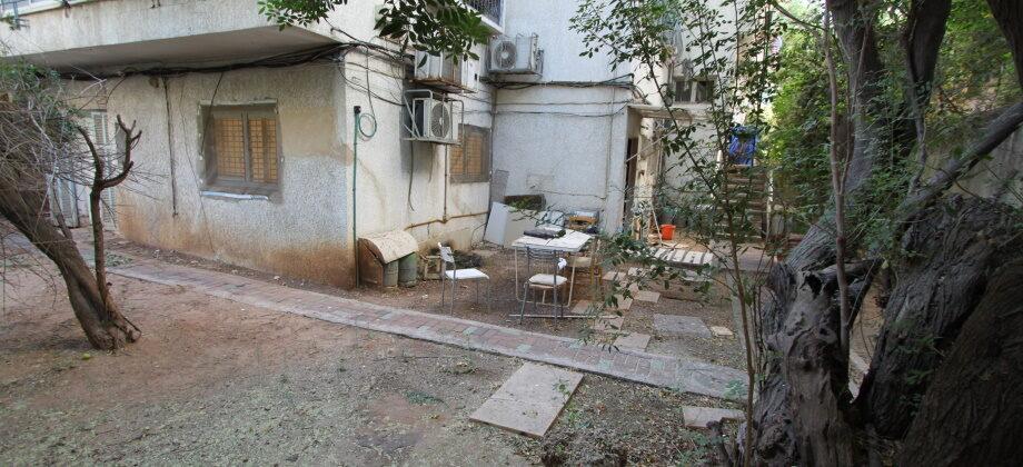 2.5 Pièces (Rez de Chaussée) Antokolski 40m² + Jardin